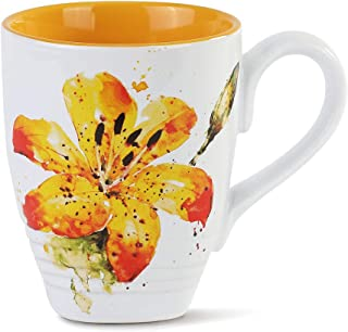 Best lily flower watercolor Reviews