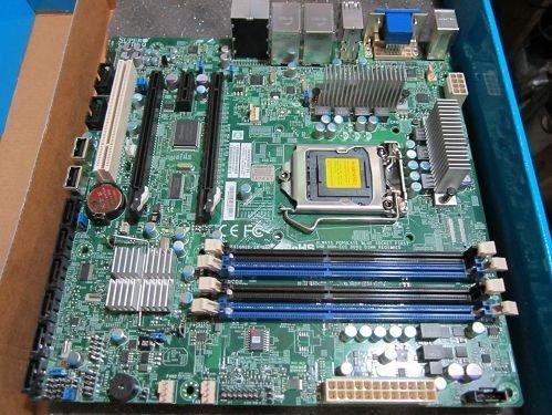 SUPERMICRO MBD-C7SIM-Q-O C7SIM-Q Supermicro computadora, Inc MBD-C7SIM-Q-O placa de servidor Supermicro