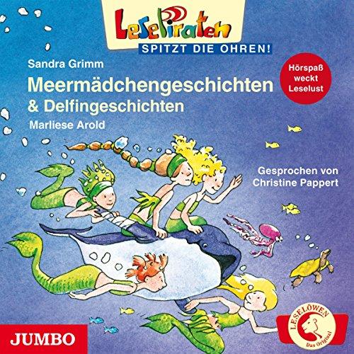 Meermädchengeschichten & Delfingeschichten Titelbild