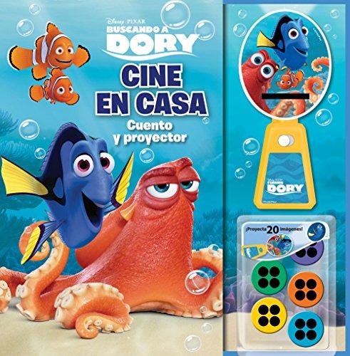 Buscando a Dory. Cine en casa: Cuento con proyector (Disney. Buscando a Dory)