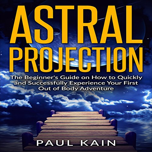 Astral Projection audiobook cover art