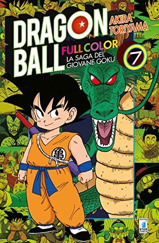 La saga del giovane Goku. Dragon Ball full color (Vol. 7)