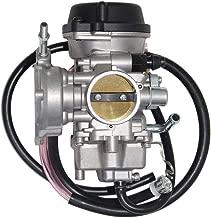 Carburetor For SUZUKI LTZ400 LTZ 400 QUAD ATV WITH FUEL VALVE PETCOCK 2003-2007