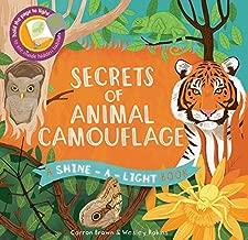Secrets of Animal Camouflage: A Shine-a-Light Book