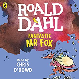 Fantastic Mr Fox cover art
