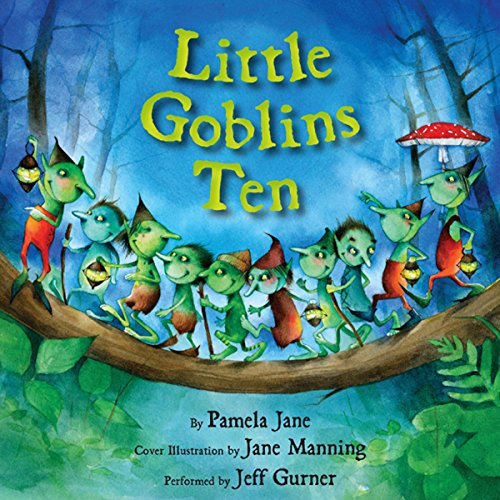 Little Goblins Ten audiobook cover art