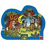 Dino Toys 311121 - Puzzle con Marco, diseño de pequeño Topo
