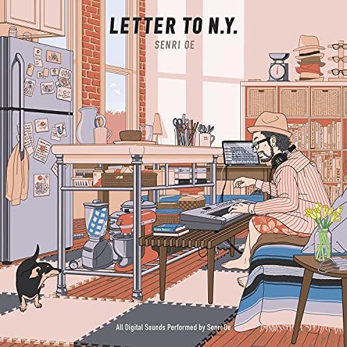 Letter to N.Y. (特典なし)