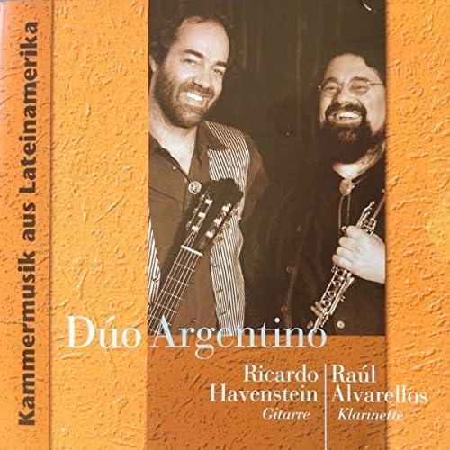 Ricardo Havenstein & Raúl Alvarellos