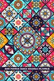2021 Pocket Sized Weekly Planner: Colorful Mandala Pane | Peaceful Yoga | Namaste | One Full Year Calendar | 1 Yr | Pocket Purse Sized | Jan 1 - Dec ... One Year Pocket Schedule Weekly Organizer)