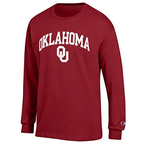 87ceb0aa33959 Elite Fan Shop NCAA Men s Team Color Long Sleeve Shirt