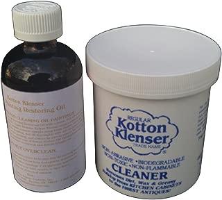 Kotton Klenser OIL Painting Restoration Kit
