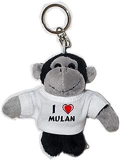 Amazon.es: Mulan - Llaveros / Joyería y maquillaje: Juguetes ...