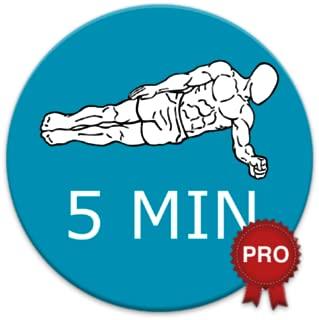 5 Minute Planks Workout Calishtenics PRO