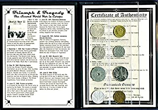 second world war coins
