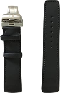 T-Touch Expert SOLAR Black Leather Strap w/Clasp Buckle [CHECK FOR T091420 FROM THE BACK OF WATCH]