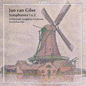 Gilse, J. Van: Symphonies Nos. 1 and 2