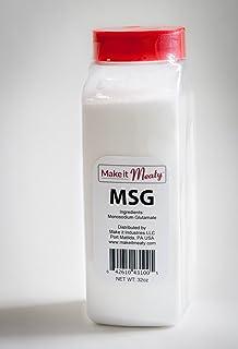 MSG Monosodium Glutamate - Two Pound Shaker