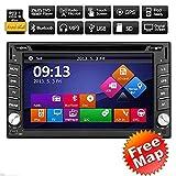 2 din in dash Multimedia Stereo Deck Win8 Video auto Autoradio GPS Navi Auto autoradio Ricevitore...