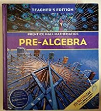 Prentice Hall Mathematics: Pre-Algebra, Teacher's Edition