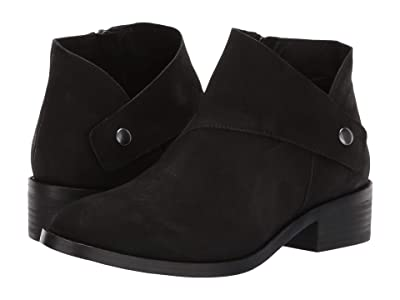 Eileen Fisher Billie (Black Nubuck) Women