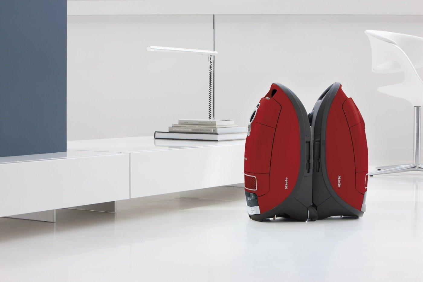 Miele Complete C3/Red Ecoline Aspiradora 550/W 4.5/L