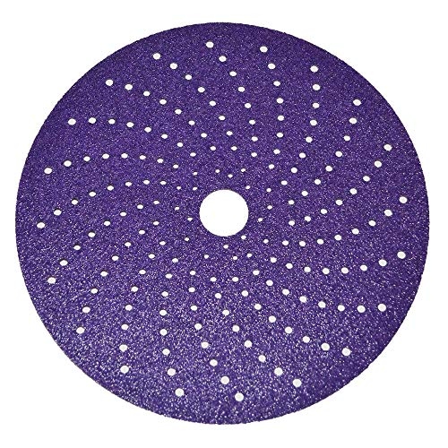 Check Out This 3M 31362 3 in. Cubitron II Clean Sanding Hookit 120+ Grade Abrasive Disc