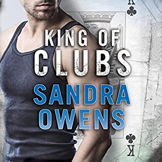 King of Clubs audiobook cover art