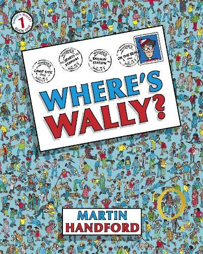 Handford, M: Where's Wally?