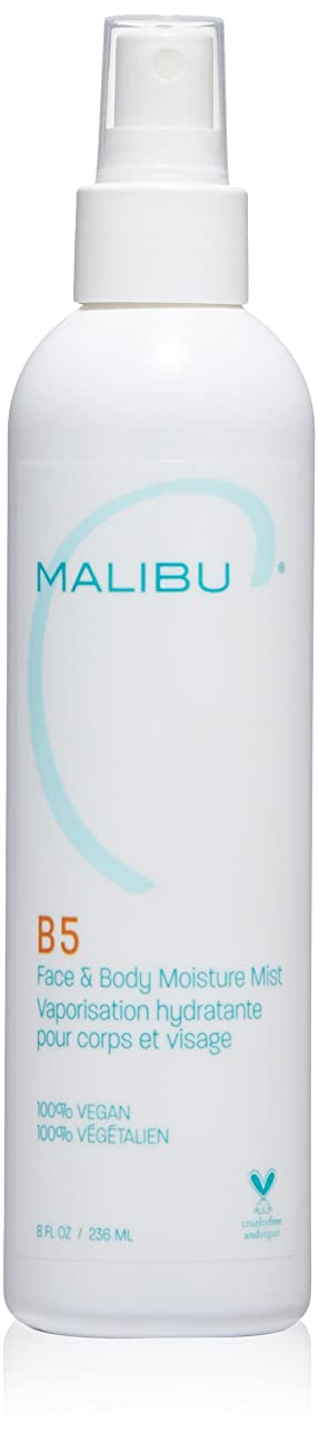 怖い赤失望させるMalibu C B5 Face & Body Moisture Mist 236ml/8oz並行輸入品