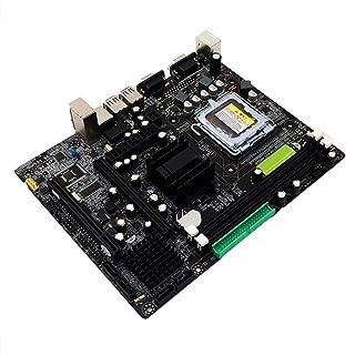 945GC placa base de computadora de escritorio LGA-775 ddr2 integrado chip gráficos/tarjeta de sonido/tarjeta de red 4G memoria DDR2