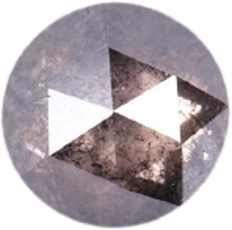 OMGEMSINDIA 0.68 Denver Mall CT 5.6 MM Diameter Loose Natural SEAL limited product Salt Diamond