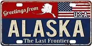 Best alaska license plate for sale Reviews