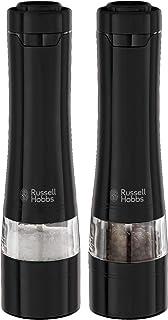 Russell Hobbs 28010-56 Tuz ve Karabiber Öğütücü, Paslanmaz Çelik, Siyah