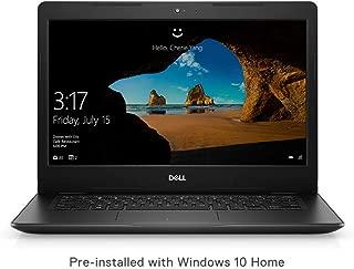 Dell Vostro 3480 Intel Core i3 8th Gen 14-inch HD Thin & Light Laptop (4GB/1TB HDD/Windows 10 Home/Black/ 1.72kg)