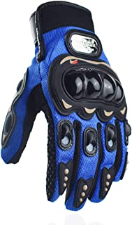 CHCYCLE Motorcycle Gloves Touch Screen Summer Motorbike...
