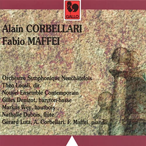 Alain Corbellari, Fabio Maffei & Gérard Lutz