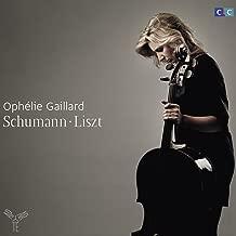 Schumann: Cello Concerto; Liszt: Elegies