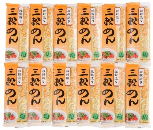 自然芋そば (5)