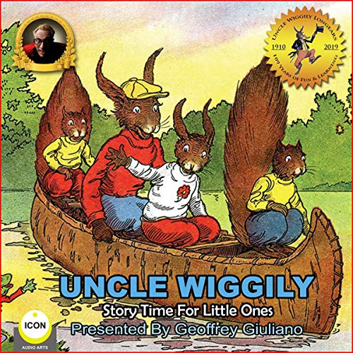 Uncle Wiggily Story Time for the Little Ones cover art