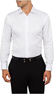 Calvin Klein Men's Slim Fit Solid Shirt