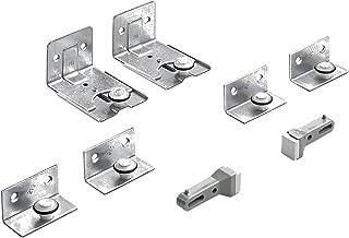 Hettich Set onderste deurgeleiding STB 11 | Uitvoering: 2-deurs