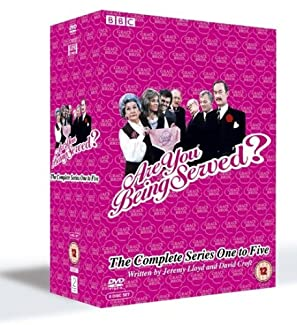 Are You Being Served? - The Complete Series One To Five