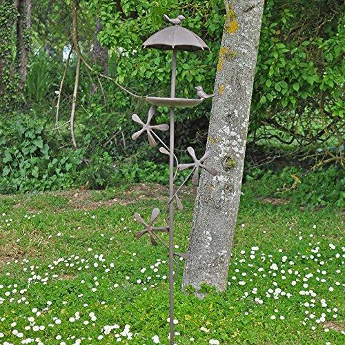 Vogelhaus Regenschirm