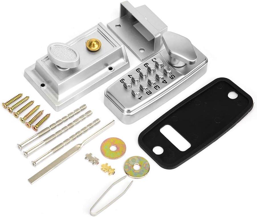 wenHaNgSD Austin Mall Code Lock 2-4 Digits Mini Memphis Mall Mechanical Cabine