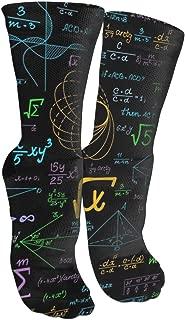 math equation socks