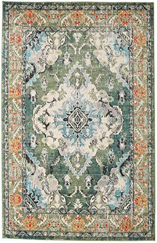 RugVista Leia - grün Teppich 200x300 Orientteppich