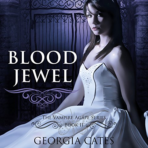 Blood Jewel audiobook cover art