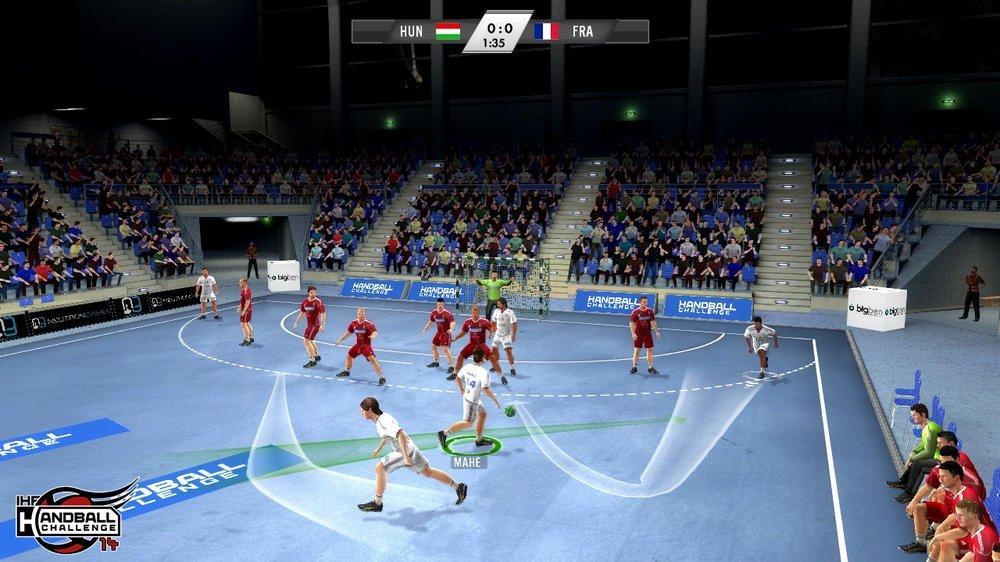 IHF Handball Challenge 13 [Importación francesa]: Amazon.es: Videojuegos