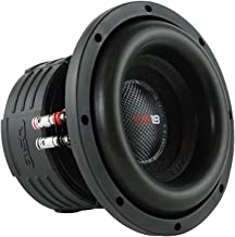 "DS18 Elite Z8 Subwoofer in Black – 8"", 900W Max Power, 500W RMS, Dual 4 Ohms,.."